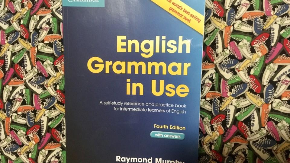 【これ1冊で完璧】マーフィーのケンブリッジ英文法 - English Grammar in Useの使い方