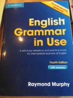 マーフィーの英文法使い方