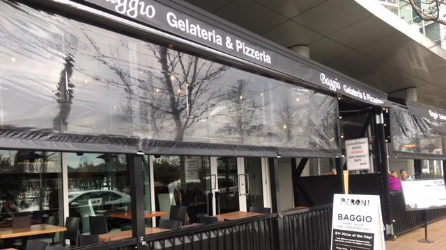 バンクーバーホットチョコレートフェスティバルBaggio Gelateria & Pizzeria