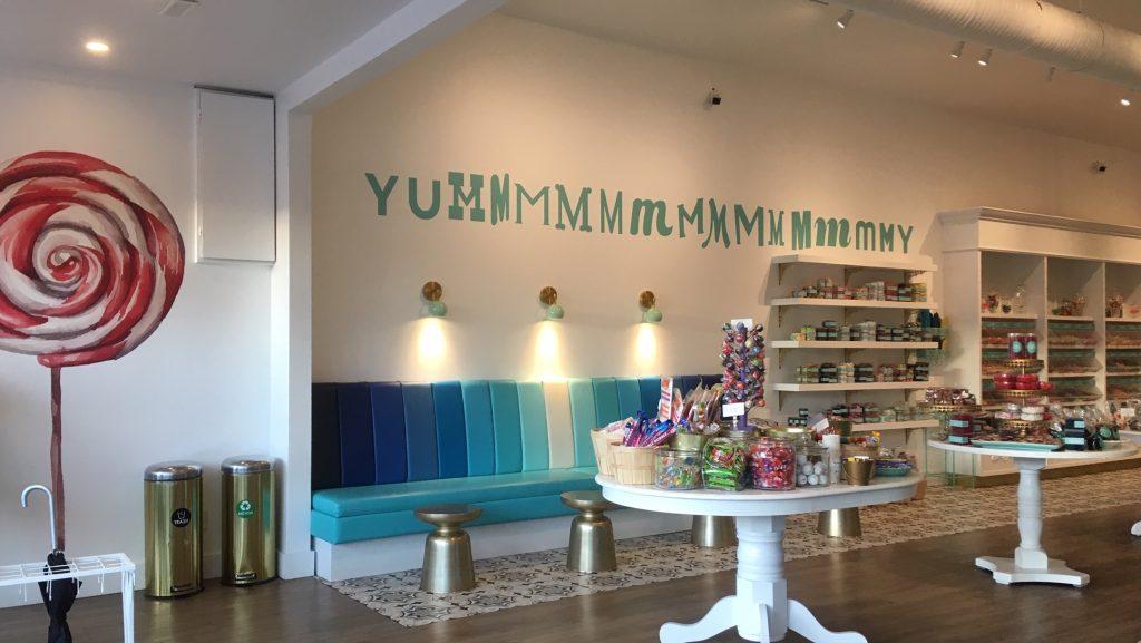 バンクーバーでおすすめインスタ映えなアイスクリーム屋さんYum Sweet Shop