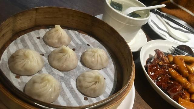【バンクーバー】ダウンタウンの有名中華料理Dinestyでお腹いっぱい食べてきた
