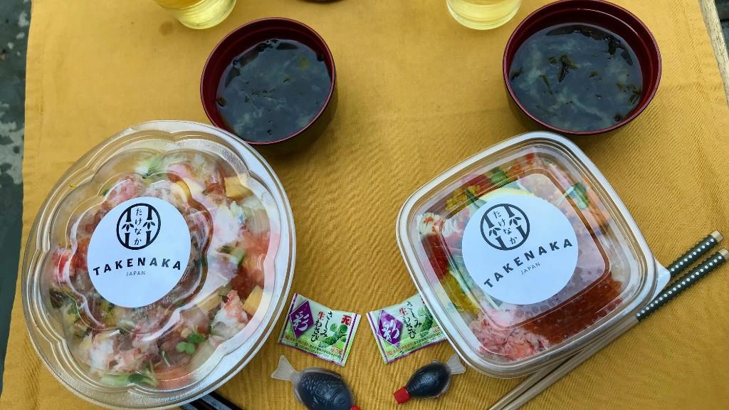 【バンクーバー食道楽日記】日本食レストラン巡り①TAKENAKA